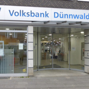 Volksbank Dünnwald-Holweide